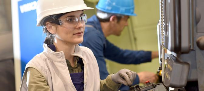 Pénurie de main-d'œuvre : pour plus de mixité dans l'industrie
