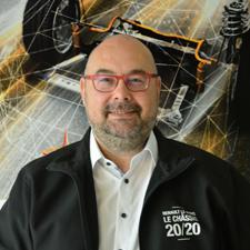 """Arnaud Basler, Renault Le Mans : """"Le digital, levier de productivité... et sujet de rupture"""""""