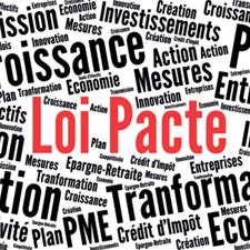 Loi Pacte : Les impacts majeurs pour les TPE/PME