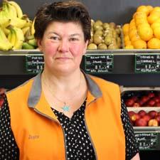 Pour Sandra Quentin, gérante du Coccimarket à Bessé-sur-Braye : Une CCI utile !