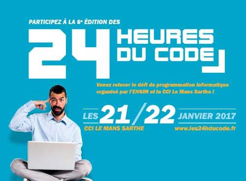 24h du code