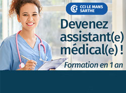 Devenez assistant(e) médical(e)