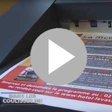 Dans les coulisses de l'imprimerie Auffret-Plessix (Mamers - Sarthe)