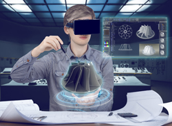 Atelier Industrie du futur simulation numérique © Adobe Stock