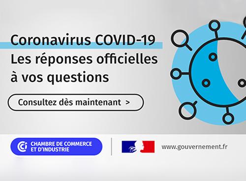 Coronavirus : Les CCI en soutien des entreprises