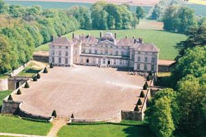Château de Sourches à Saint-Symphorien © Office de tourisme Pays de Sillé