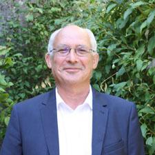 Gilles Lancelin, président du club d'entreprises Agir du Maine Saosnois.
