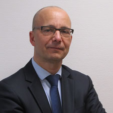Dominique Murzeau, directeur général de Colart Le Mans.
