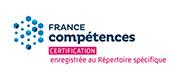 France Compétences Certification enregistrée au Répertoire spécifique
