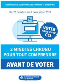 Votez pour votre CCI : 2 minutes chrono pour tout comprendre