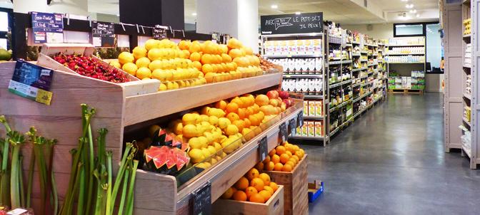 Commerce spécialisée : le bio change d'échelle