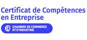 Certificat de compétences en entreprise