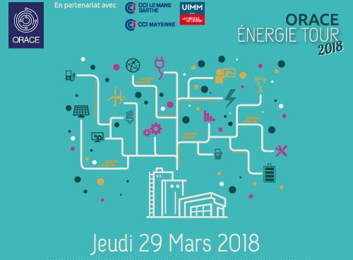 Orace Énergie Tour