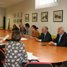 Développement économique : un partenariat Sud Sarthe et CCI