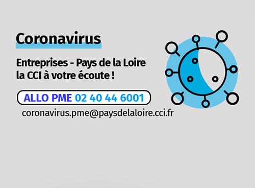 Renforcement du dispositif ALLO PME 02 40 44 60 01