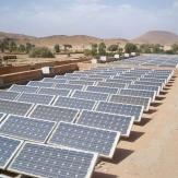 Énergies renouvelables Afrique © wikipedia