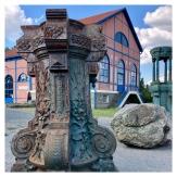 Saint-Jamme et le centre de ressources de la mémoire ouvrière industrielle.