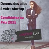 Prix de la Startup'euse mancelle : 5eme édition