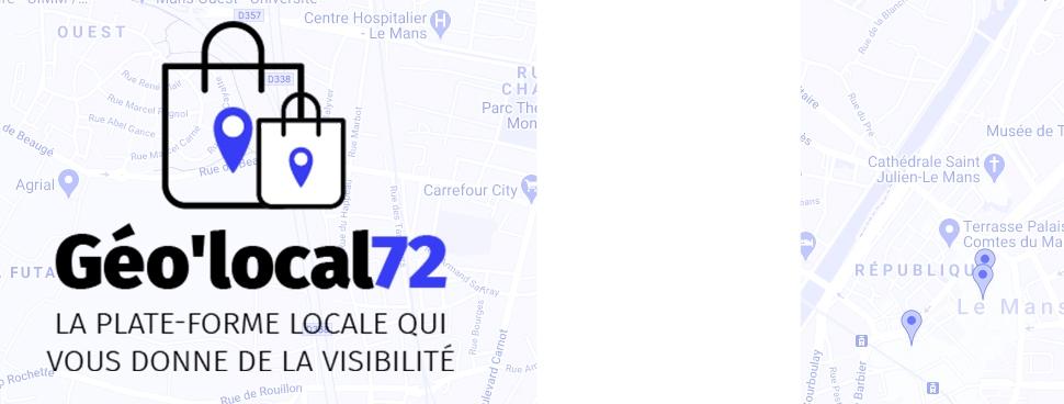 Lancement de Géo'local72