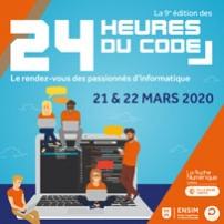24 Heures du code 2020