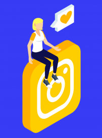Comment développer son activité avec Instagram ?