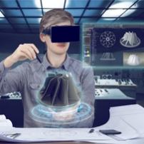 Atelier Industrie du Futur : simulation numérique © Adobe Stock