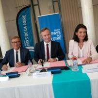 International – Signature tripartite Région/CCI/Business France