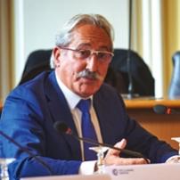 Noël Peyramayou, président de la CCI Le Mans Sarthe