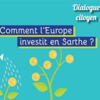 Comment l'Europe investit en Sarthe