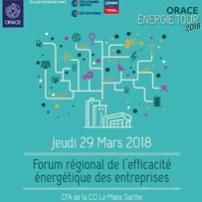 Forum de l'efficacité énergétique des entreprises