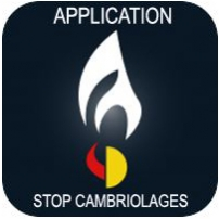 Logo application Stop Cambriolages